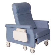 Extra Large Elite Care Recliner with Swing Away Arms