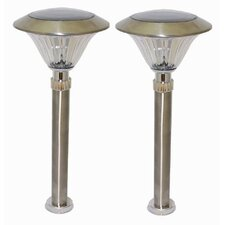 <strong>Homebrite Solar</strong> Solar Power Sierra Path Light (Set of 8)