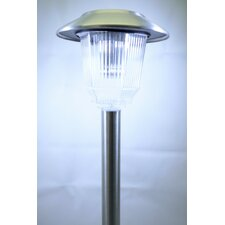 <strong>Homebrite Solar</strong> Solar Power Olympus Path Light (Set of 8)