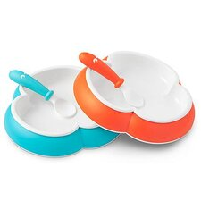 Plate and Spoon (Set of 2)