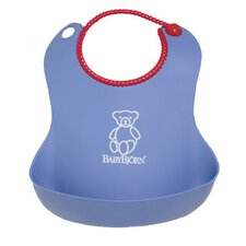 Soft Bib in Blue