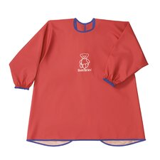 <strong>BabyBjorn</strong> Eat and Play Smock in Red