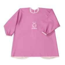 Eat and Play Smock in Pink