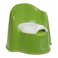 <strong>BabyBjorn</strong> Potty Chair in Green
