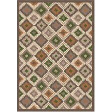 <strong>Regence Home</strong> Wellington Ikat Earth Rug