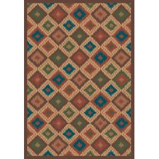 <strong>Regence Home</strong> Wellington Ikat Multicolor Rug