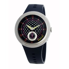 Remix Ladies Watch with Black Band