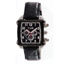 Bumper Men's Watch with Black Band