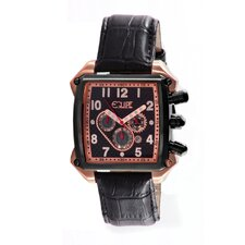 Bumper Men's Watch with Black Case