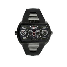 Dash XXL Men's Watch with Black Case and Dial