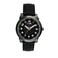Hub Men's Watch with Black Case and Dial