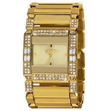 Beverly Hills Ladies Watch in Gold