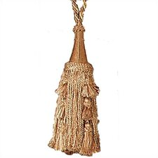 Trio Gold Rope Tassel Set (Set of 2)