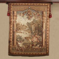 Handwoven Winding River Tapestry