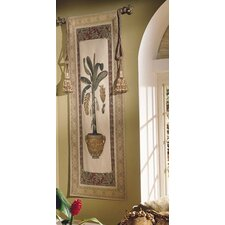 Olde World Banana Tree Tapestry