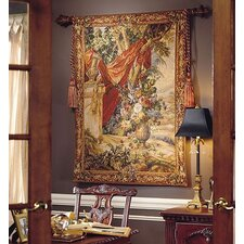 Draped Bouquet Tapestry