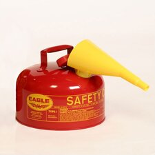 Type I - 2 Gallon Safety Can