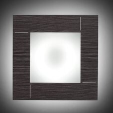 Tara 1 Light Flush Wall / Ceiling Light