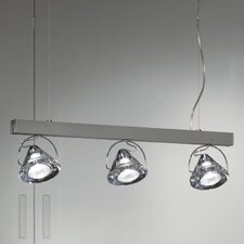 <strong>Lucente</strong> Wedge 3 Light Ceiling Spotlight