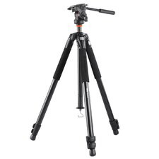 <strong>Vanguard USA</strong> Abeo 323AV Aluminum Tripod w/ PH-114V Video Head