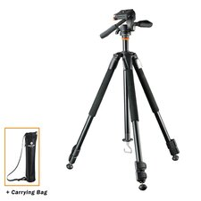 Alta+ 203AP Aluminum Tripod w/ PH-12 Pan Head