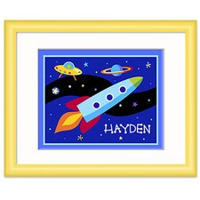 Out of This World Personalized Print