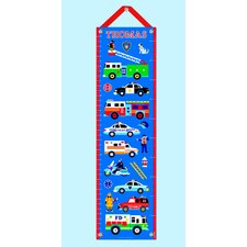 Heroes Personalized Growth Chart