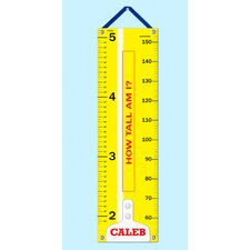 Ruler Personalized Growth Chart