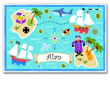 Pirates Personalized Placemat