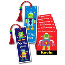Robots Lil' Readers Kit