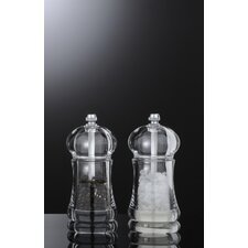 Mini President Salt and Pepper Mill Set