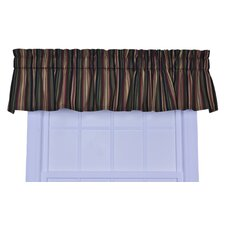 "Montego Stripe 85"" Curtain Valance"