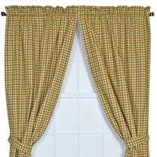 Charlestown Check Window Treatment Collection