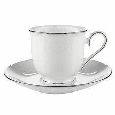 Hannah Platinum 6.5 oz. Cup