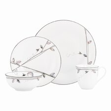 Silver Song Dinnerware Set