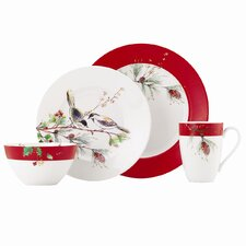 <strong>Lenox</strong> Winter Song Dinnerware Set