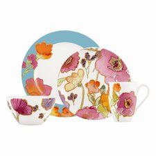 Floral Fusion Dinnerware Collection