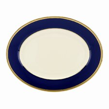 "Independence 13"" Oval Platter"