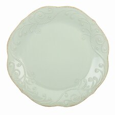 "French Perle 11"" Dinner Plate"