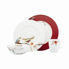 Chirp 4 Piece Place Setting