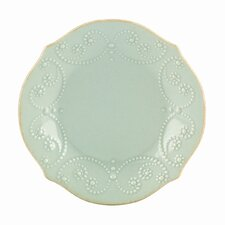 French Perle Tidbit Plate