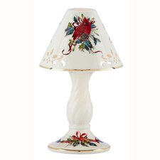 Winter Greetings Candle Lamp
