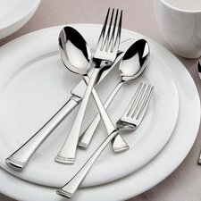 Portola 65 Piece Flatware Set