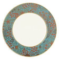 """Gilded Tapestry 10.75"""" Dinner Plate"""