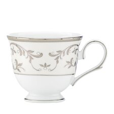 <strong>Lenox</strong> Opal Innocence Silver Footed Tea Cup