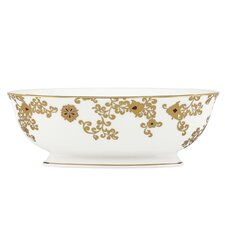 "Floral Majesty Vegetable 9.5"" Serving Bowl"