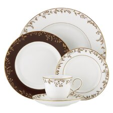 Golden Bough 5 Piece Place Setting
