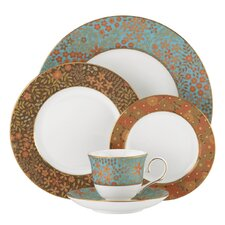 Gilded Tapestry Dinnerware Collection