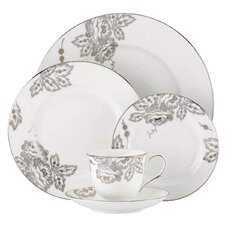 Floral Waltz 5 Piece Place Setting