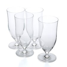 Tuscany Classics Crystal Iced Beverage Glasses (Set of 4)